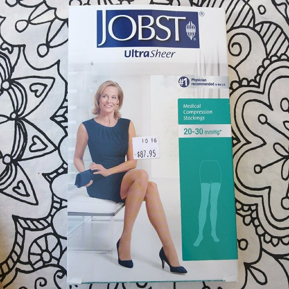 jobst Other - Jobst compression thigh highs